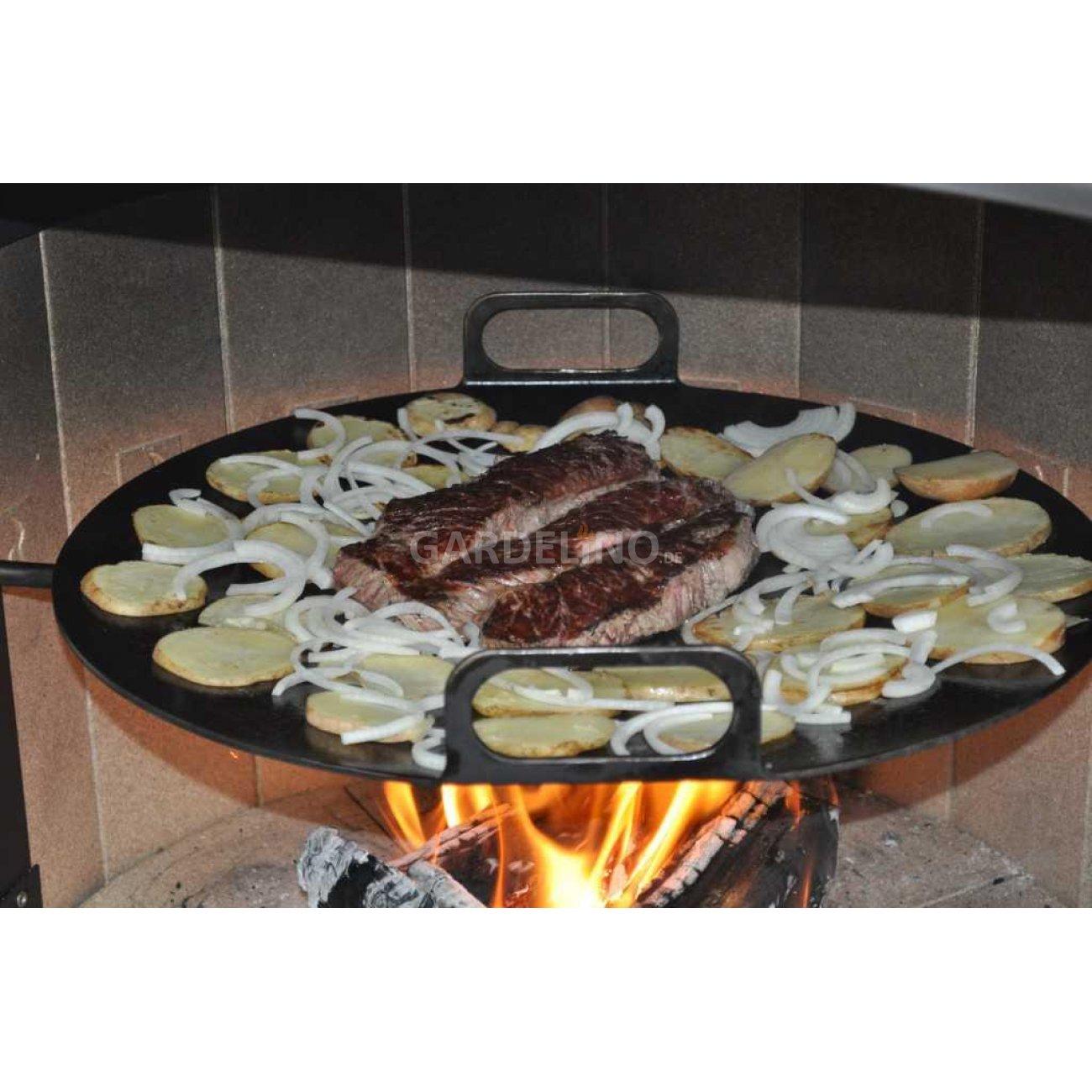 Girse Design Steakpfanne Kamin Zubehör