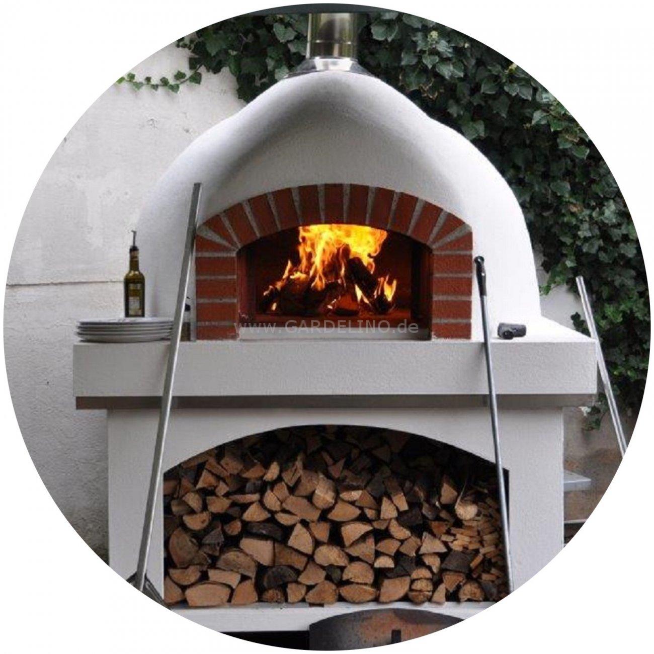 pizzaofen selber bauen mit bausatz fvr gardelino. Black Bedroom Furniture Sets. Home Design Ideas