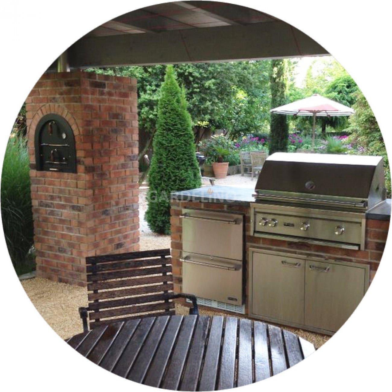 Lynx Outdoor-Küche I Partnerbericht auf Gardelino.de