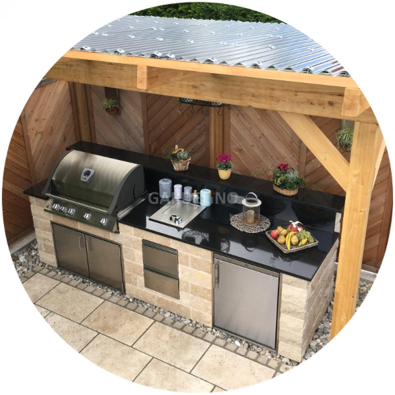 Bau- und Kundenberichte zu Outdoorküche & Co.