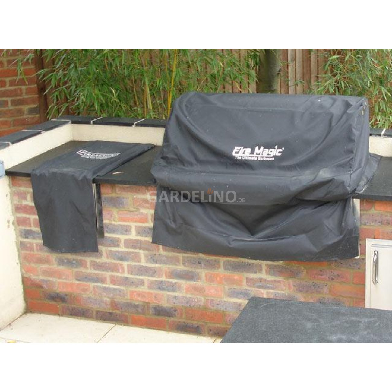 fire magic grill abdeckhaube. Black Bedroom Furniture Sets. Home Design Ideas