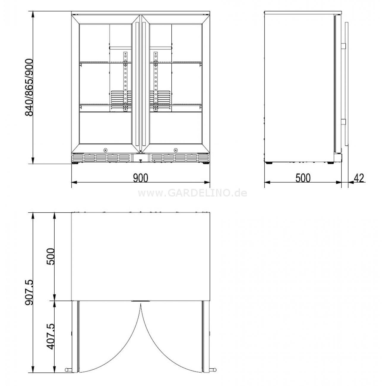 k hlschrank zweit rig m bel design idee f r sie. Black Bedroom Furniture Sets. Home Design Ideas