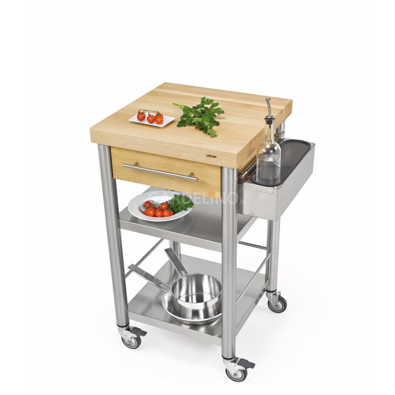Joko domus auxilium kuchenwagen klein eine schublade 50 for Küchenwagen