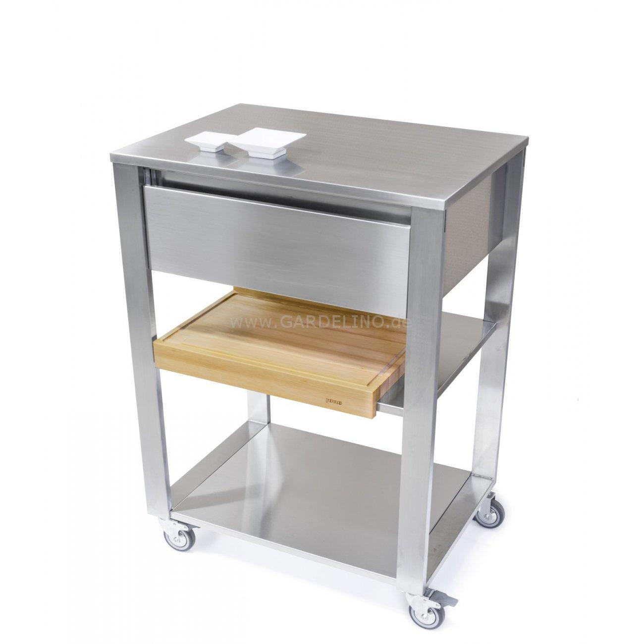 joko domus CUN Küchenwagen mit Schublade