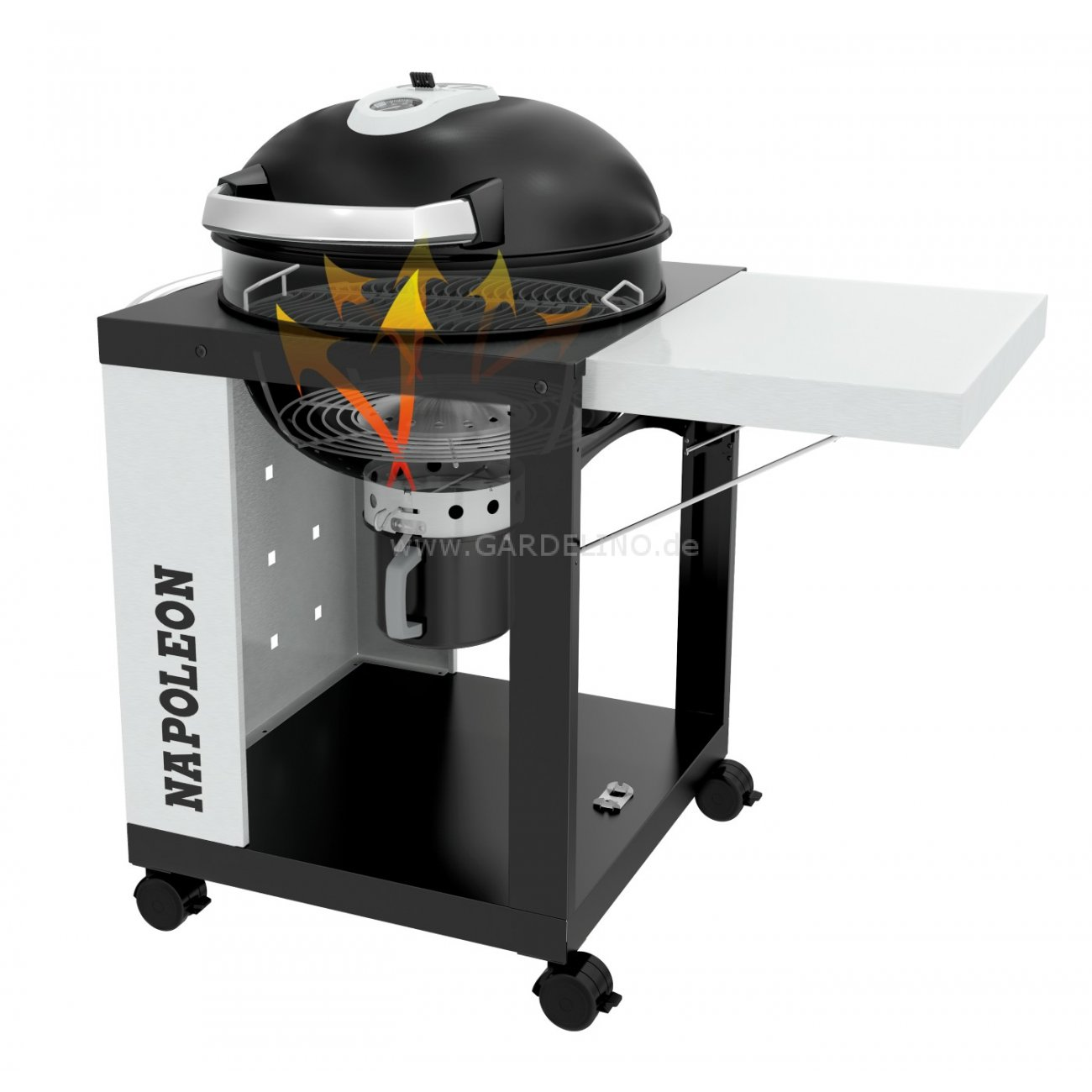napoleon bbq grill how to clean