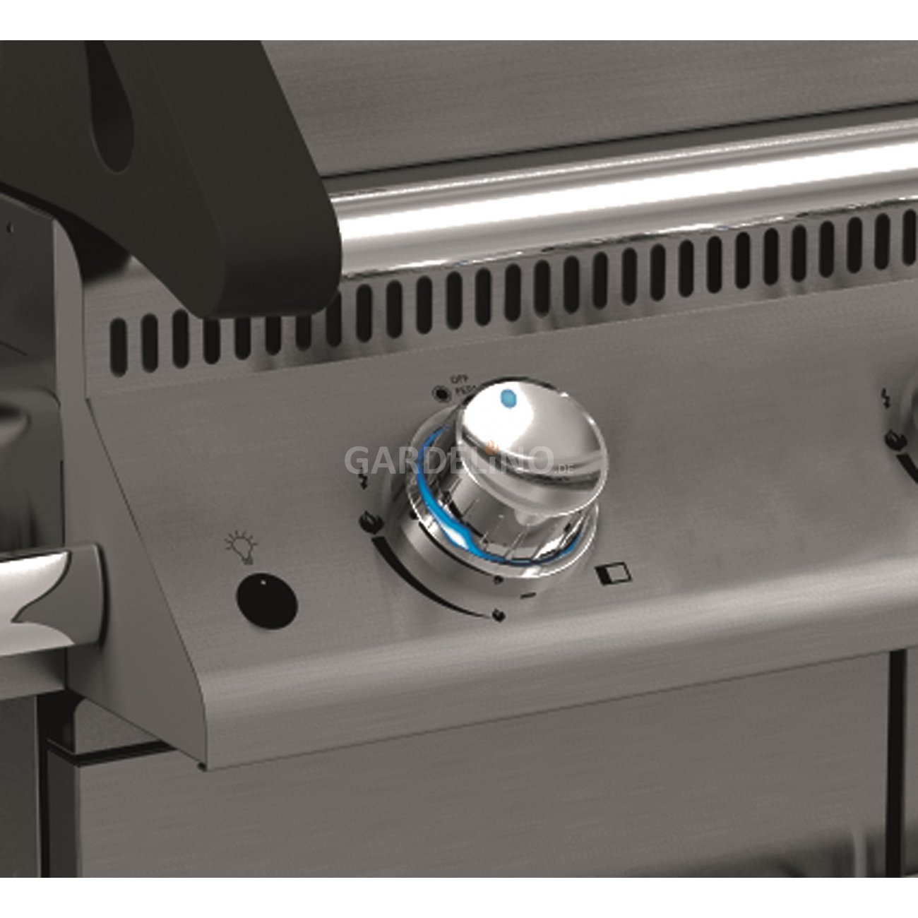 napoleon le3 grill le485rsibpss mit sizzle zone. Black Bedroom Furniture Sets. Home Design Ideas