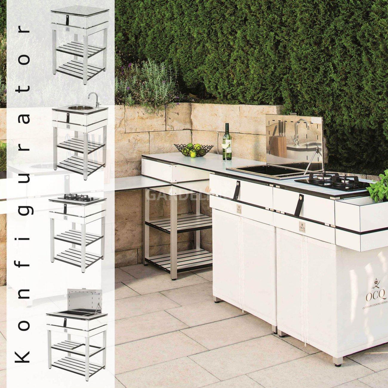gartenküche online konfigurieren bei gardelino