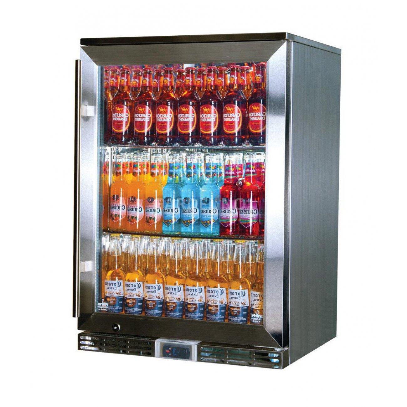 Outdoor Kühlschrank eintürig für Außenküche