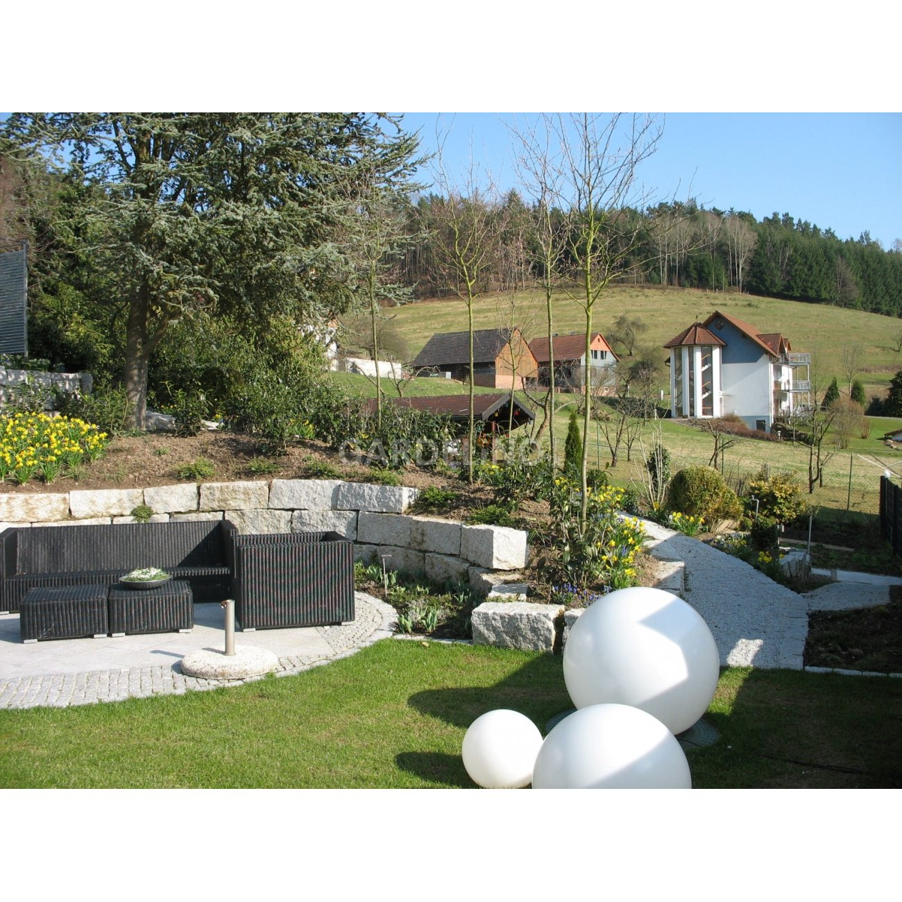 outdoork che bauen mit galabau bergstra e odenwald. Black Bedroom Furniture Sets. Home Design Ideas