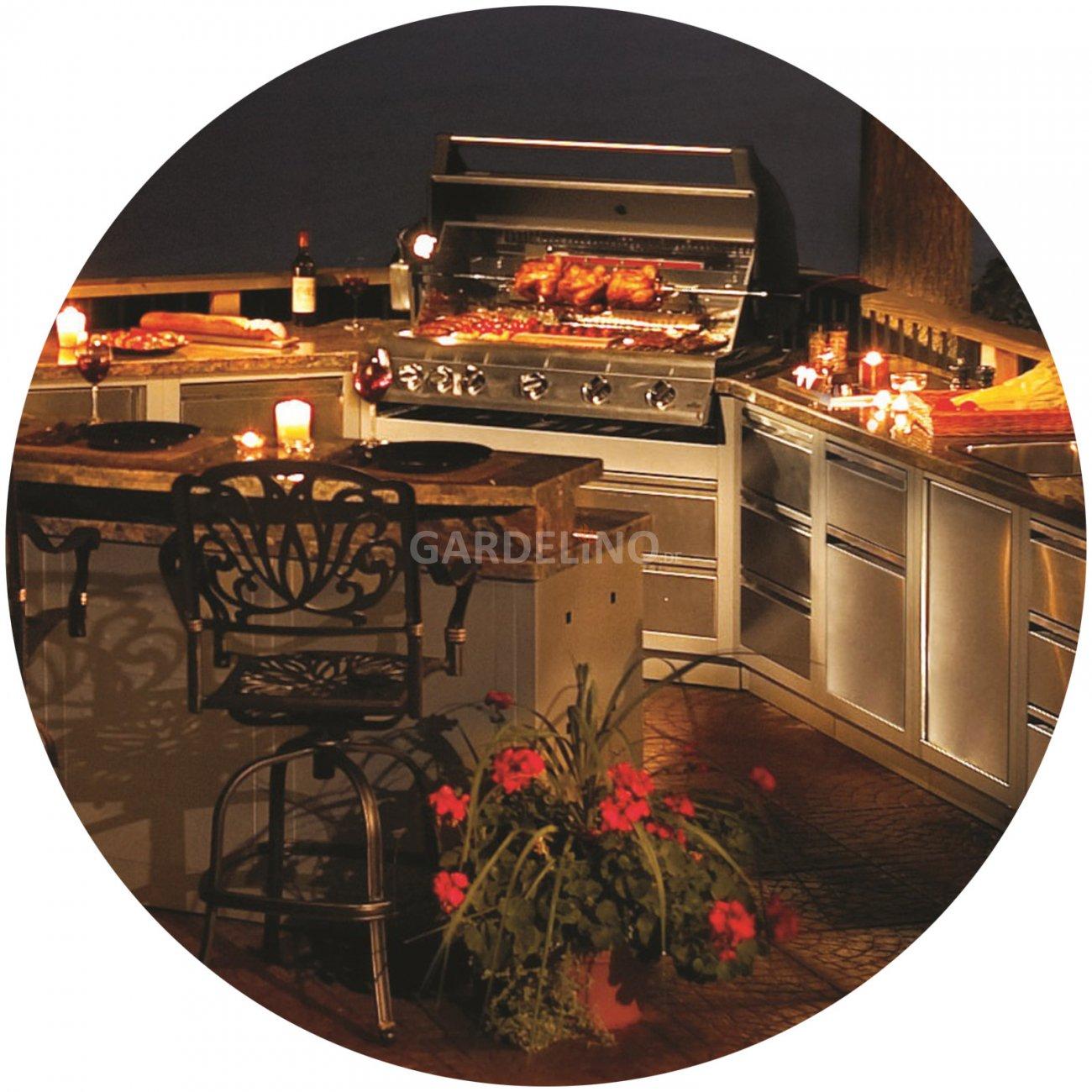 outdoorküche planen | expertentipps auf gardelino.de - Grillkamin Bauen Diese Tipps Werden Sie Bei Der Planung Unterstutzen