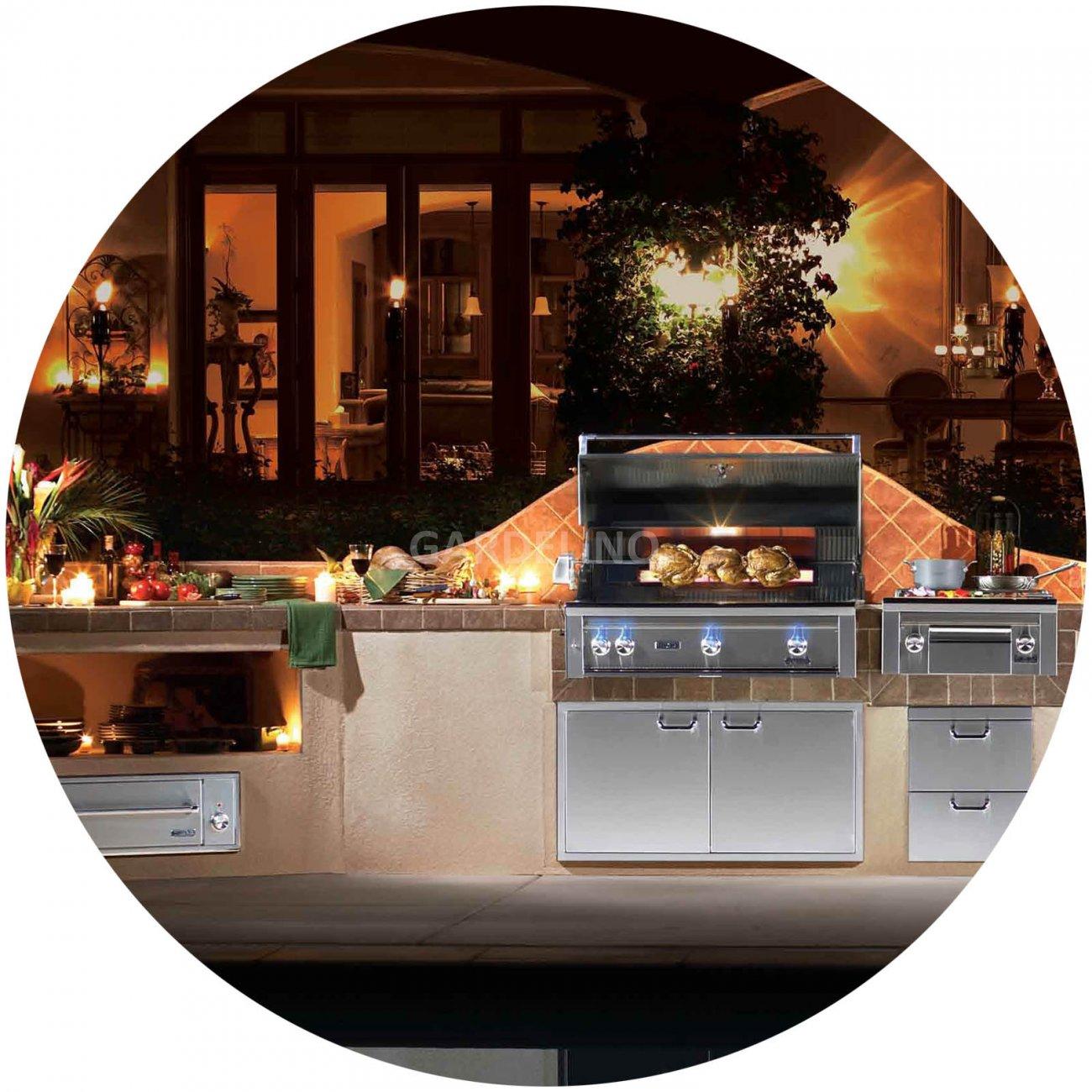 Fantastisch Dachte Außenküche Fotos - Ideen Für Die Küche Dekoration ...