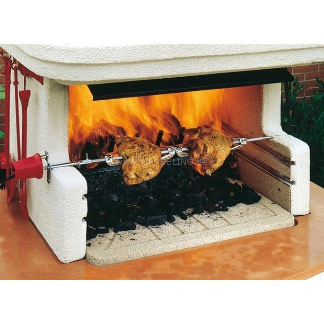 palazzetti elektrischer drehspie. Black Bedroom Furniture Sets. Home Design Ideas