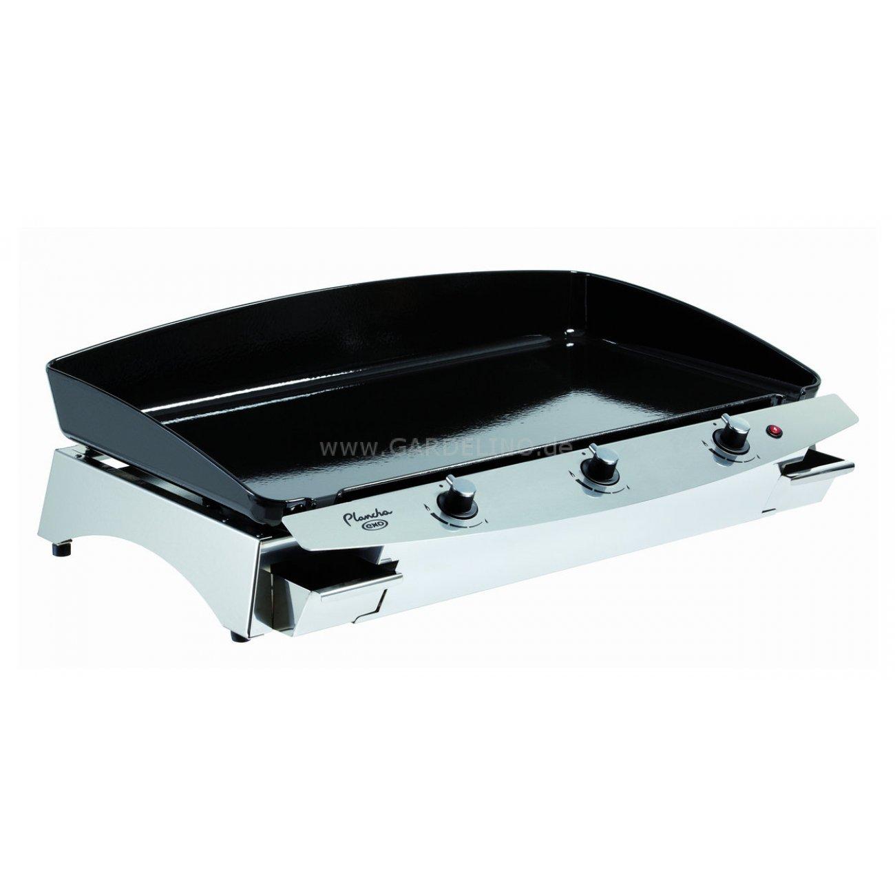Plancha grill 75 von eno mit gas - Plancha exterieur electrique ...