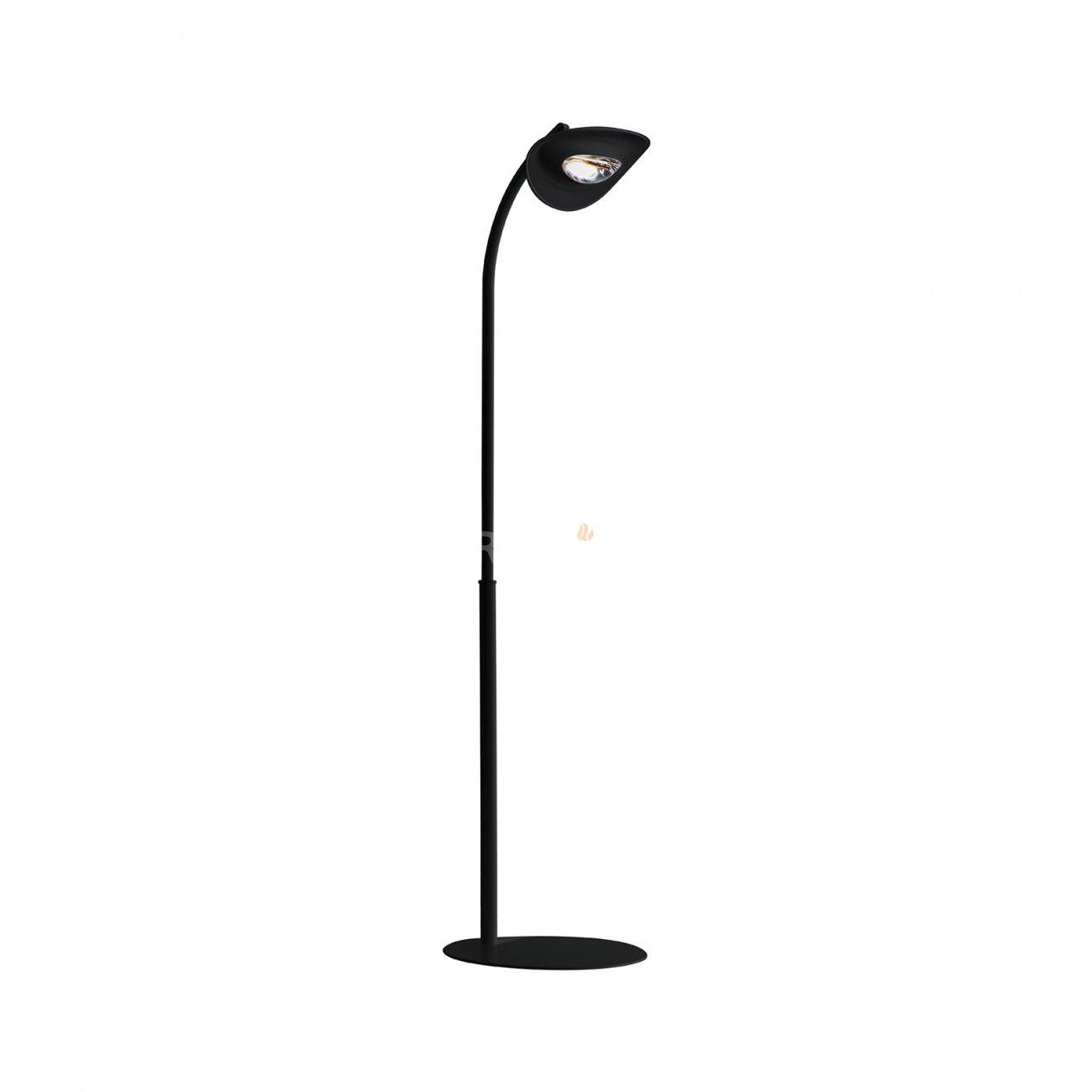 vasner standline 25r infrarot stand heizstrahler schwarz 2500 watt 4 stufen dimmer. Black Bedroom Furniture Sets. Home Design Ideas
