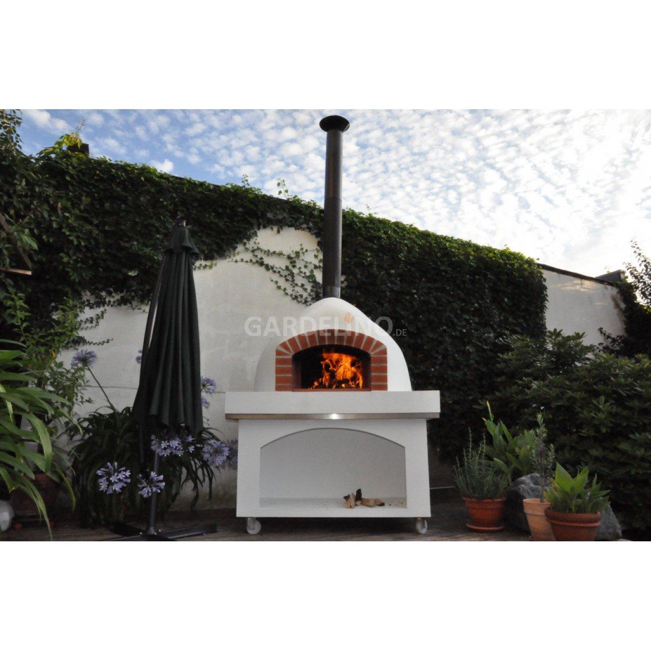 Valoriani Pizzaofen Bausatz Fvr Serie