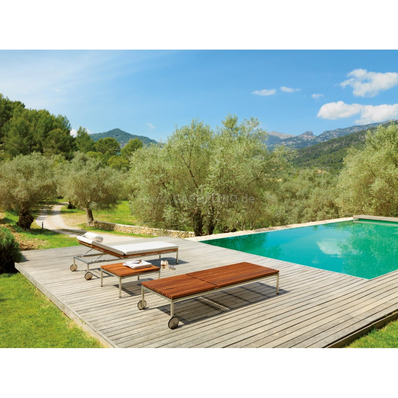 Gartenmobel Holz In Weib : Home Teak Pictures to pin on Pinterest