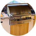 Fire Magic Aurora 540i Einbaugrill Test