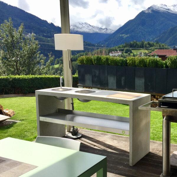 Bau Und Kundenberichte Zu Outdoorkuche Co