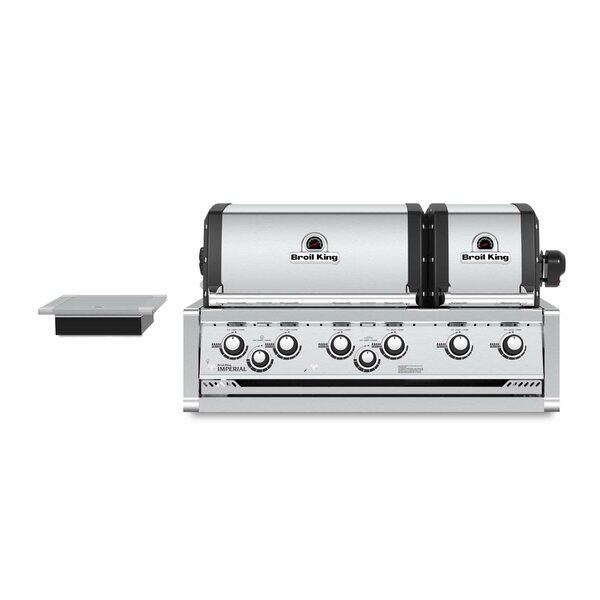 Broil King IMPERIAL XLS  Built-In inkl. Drehspieß