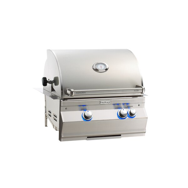 Fire Magic Aurora A430i Einbau Gasgrill