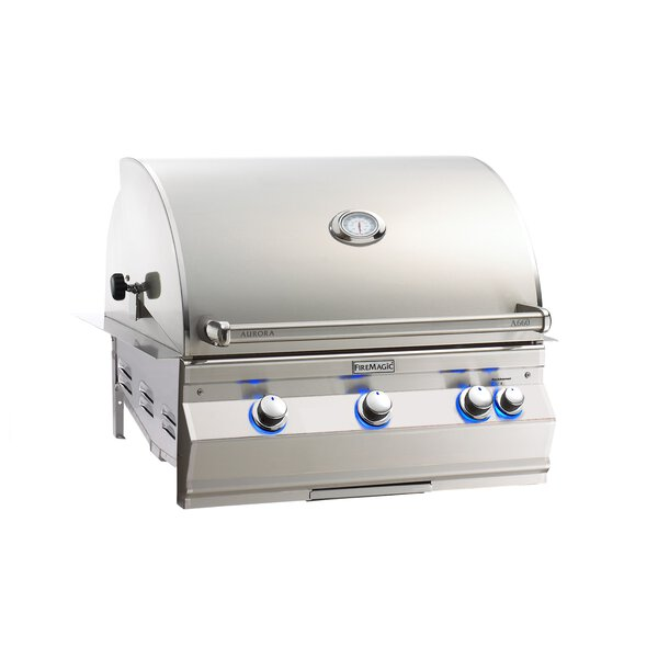Fire Magic A660i Aurora Einbau-Gasgrill
