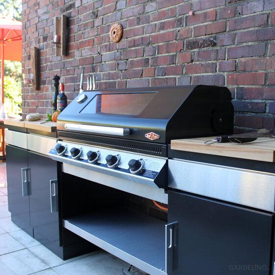 Beefeater Bbq Outdoorkuche Mit Grill