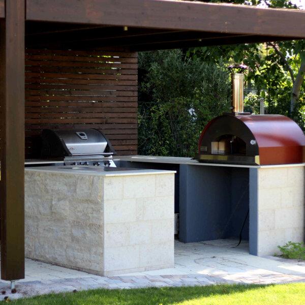 Spezialisten für Outdoor Küchen Planung und Bau