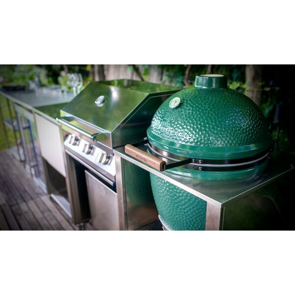 joko domus CUN kitchen Modul für Big Green Egg