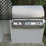 Grillstation mit Fire Magic