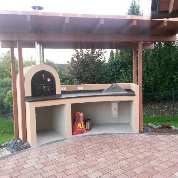 Back-und Grillstation mit Valoriani I Erfahrungsbericht auf Gardelino