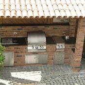 Aussenküche Gemauert eine außenküche selbst bauen passende geräte