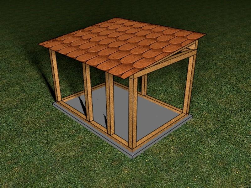 dach f r grill selbst gestalten das beste aus wohndesign. Black Bedroom Furniture Sets. Home Design Ideas